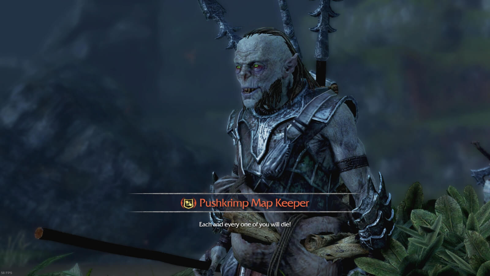 Middle-earth: Shadow of Mordor - onli blogging